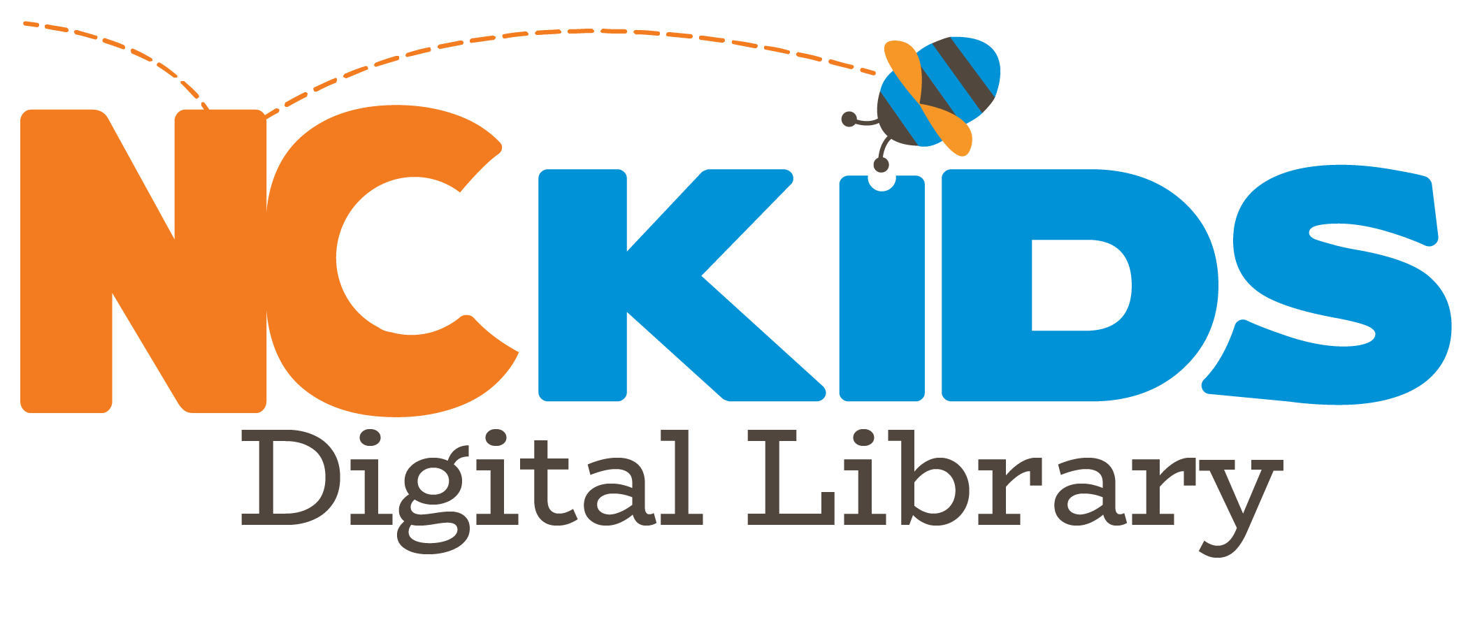NC Kids Digital Library Logo