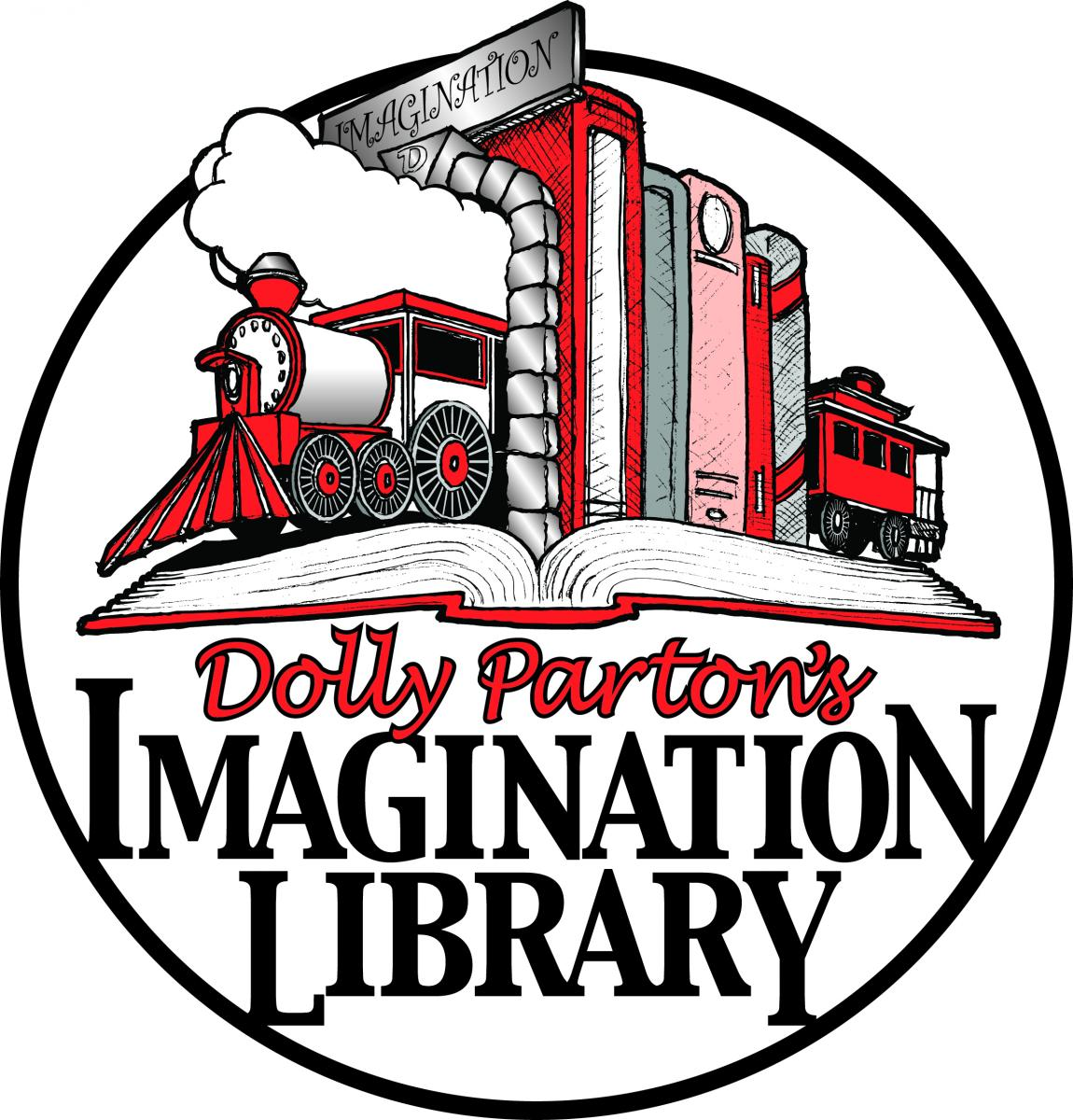 Dolly Parton Imagination Library Logo