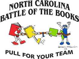 North Carolina Battle of the Books Logo